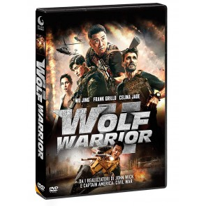 Wolf Warrior 2 DVD