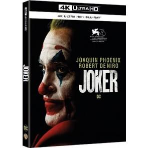 Joker Blu-ray + Blu-ray Ultra HD 4K