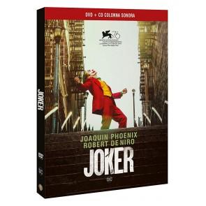 Joker. Con colonna sonora CD + DVD