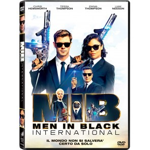Men in Black International DVD