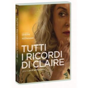 Tutti i ricordi di Claire DVD