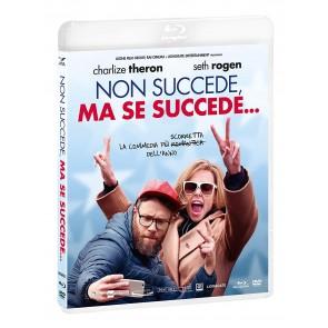 Non succede, ma se succede… Blu-ray + DVD