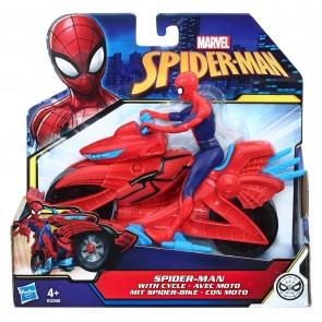 Spider-Man. Spiderman Con Veicolo