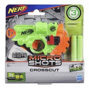 Nerf. Microshots Crosscut S 3