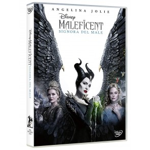Maleficent. Signora del male DVD