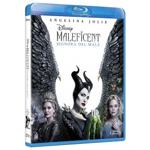 Maleficent. Signora del male Blu-ray
