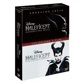 Cofanetto Maleficent 1-2 DVD