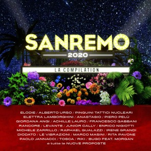 Sanremo 2020 Compilation CD