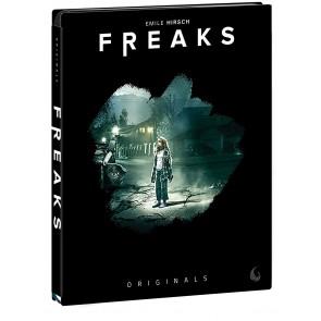 Freaks Blu-ray + DVD