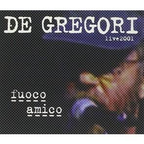 Fuoco amico. Live 2001 CD