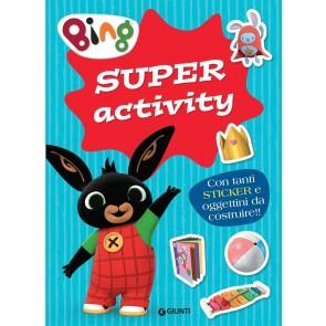 Bing. Super activity. Con adesivi