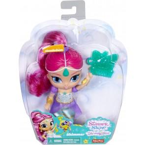 Shimmer e Shine - Bambola Shimmer con lunghi capelli