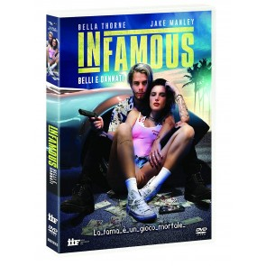 Infamous. Belli e dannati DVD