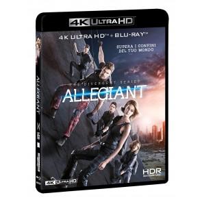 The Divergent Series. Allegiant (Blu-ray + Blu-ray Ultra HD 4K)