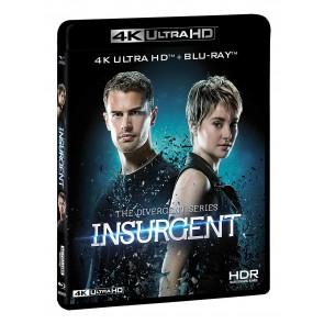 The Divergent Series. Insurgent (Blu-ray + Blu-ray Ultra HD 4K)