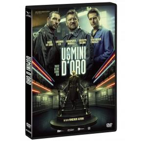 Gli uomini d'oro DVD