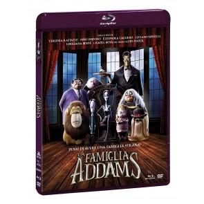 La famiglia Addams Blu-Ray+Dvd+Booklet