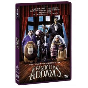 La famiglia Addams Dvd+Booklet Gioca & Colora