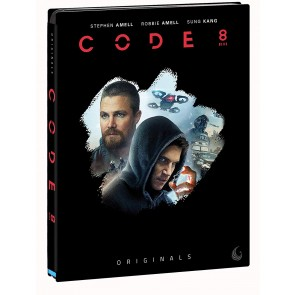 Code 8 Blu-Ray+Dvd
