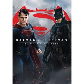 Batman v Superman. Dawn of Justice DVD