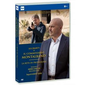 Il commissario Montalbano. La rete di protezione. DVD