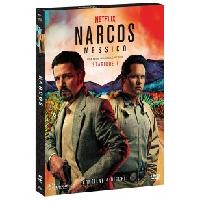 Narcos Mexico. Stagione 1 Special Edition DVD