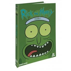 Rick and Morty. Stagione 3. Edizione Mediabook Collector  DVD