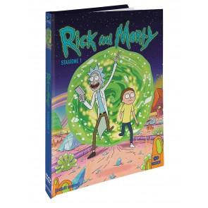 Rick and Morty. Stagione 1. Edizione Mediabook Collector DVD