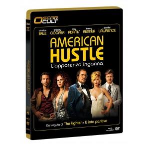 American Hustle. Con Ocard numerata e Card da collezione (DVD + Blu-ray)
