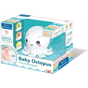 Baby Clementoni Baby Octopus Primo Bagnetto