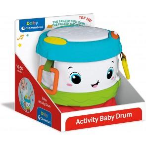 Baby Clementoni Activity Baby Drum