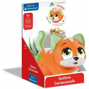 Baby Clementoni Gattino Cercacoccole