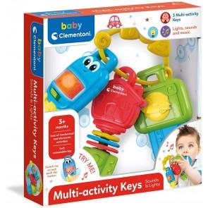 Baby Clementoni Activity Keys