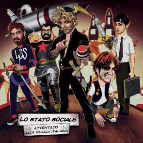 Attentato alla musica italiana (Sanremo 2021) CD
