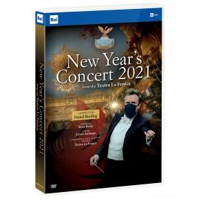 New Year's Concert 2021. Teatro La Fenice DVD