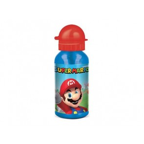 Super Mario Borraccia in Alluminio 500 ML
