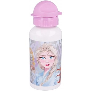 Frozen II Borraccia in Alluminio Premium 500 ml