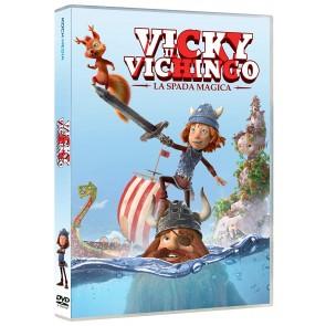 Vicky il vichingo. La spada magica DVD