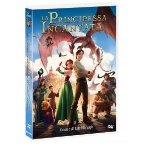 La principessa incantata DVD