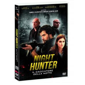 Night Hunter. Il cacciatore della notte DVD