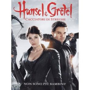 Hansel & Gretel. Cacciatori di streghe DVD