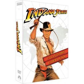 Indiana Jones. La collezione completa DVD