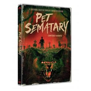 Pet Sematary. Cimitero vivente DVD