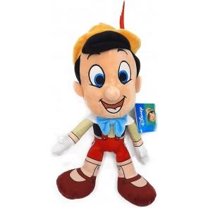 Peluche Pinocchio Burattino di Legno Originale Disney 30cm