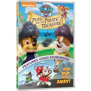 Paw Patrol. I cuccioli e il tesoro dei pirati DVD