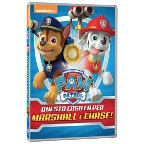Paw Patrol. Questo caso fa per Marshall & Chase! DVD
