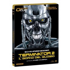 Terminator 2. Il giorno del giudizio. Con Ocard numerata e Card da collezione (DVD + Blu-ray)