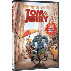 Tom & Jerry DVD