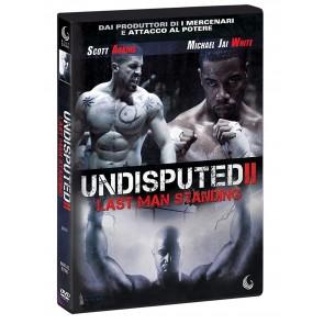 Undisputed 2. Last Man Standing DVD