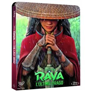 Raya e l'ultimo drago. Steelbook (Blu-ray)